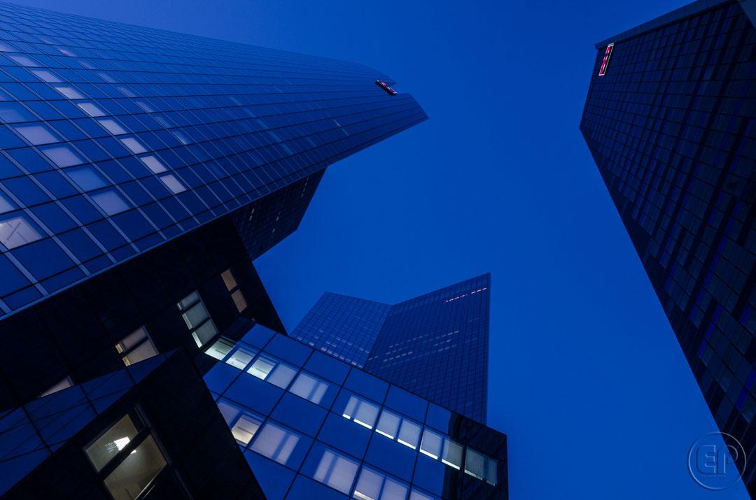 Esplanade Photo - Heure bleue à la Défense_05