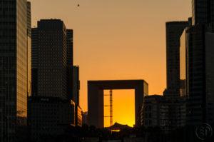 Esplanade Photo - Heure dorée à la Défense_02