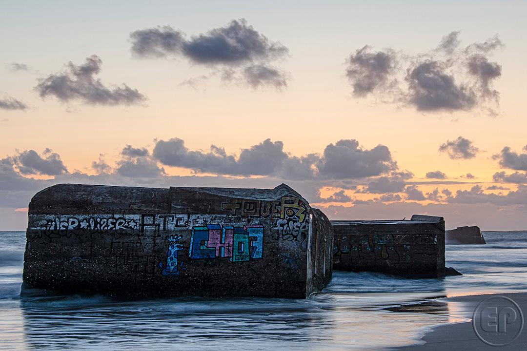 Esplanade Photo - Bunkers à Saint Palais sur Mer_02